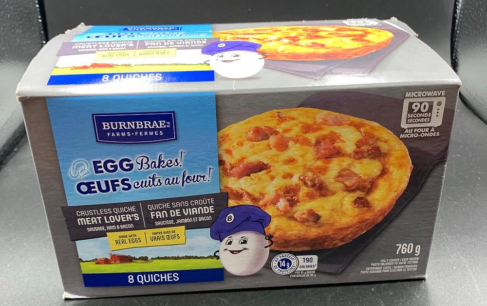 Costco Burnbrae Farms Egg Bakes