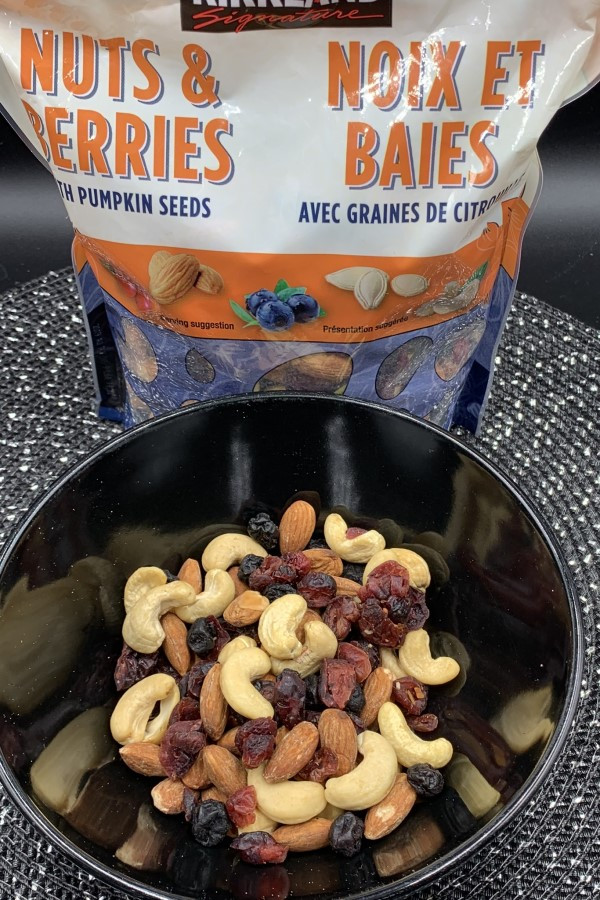 Costco Kirkland Signature Nuts & Berries With Pumpkin Seeds