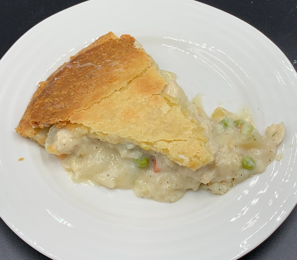 Costco Kirkland Signature Chicken Pot Pie