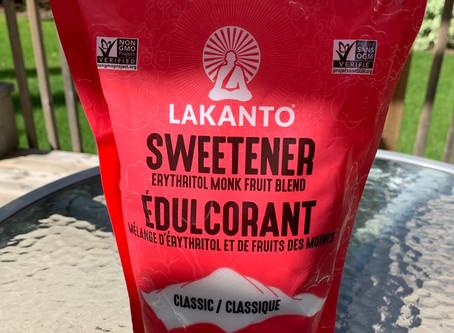 Costco Lakanto Sweetener Review