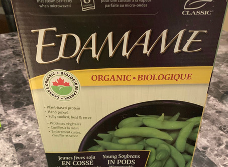 Costco Nature's Classic Edamame  Review