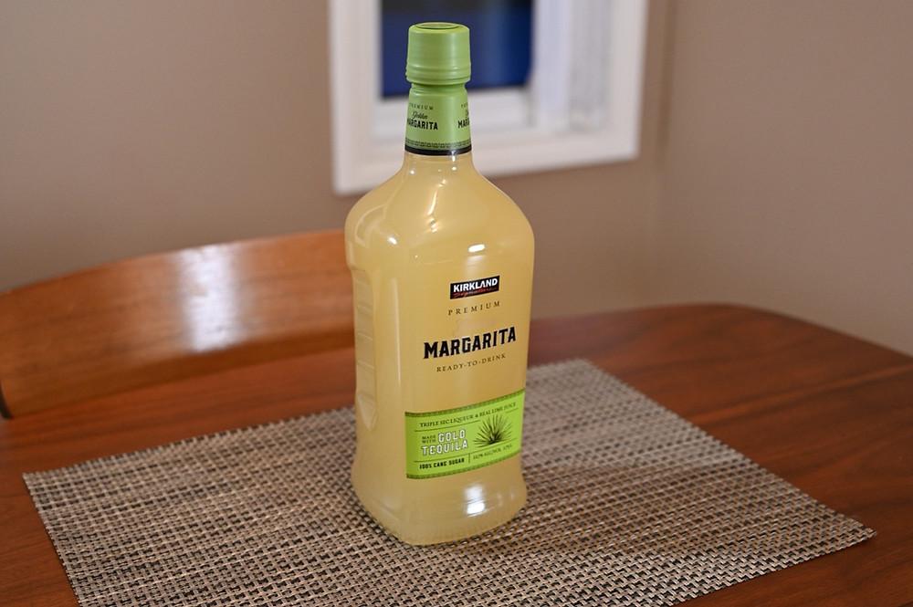 Costco Kirkland Signature Premium Golden Margarita