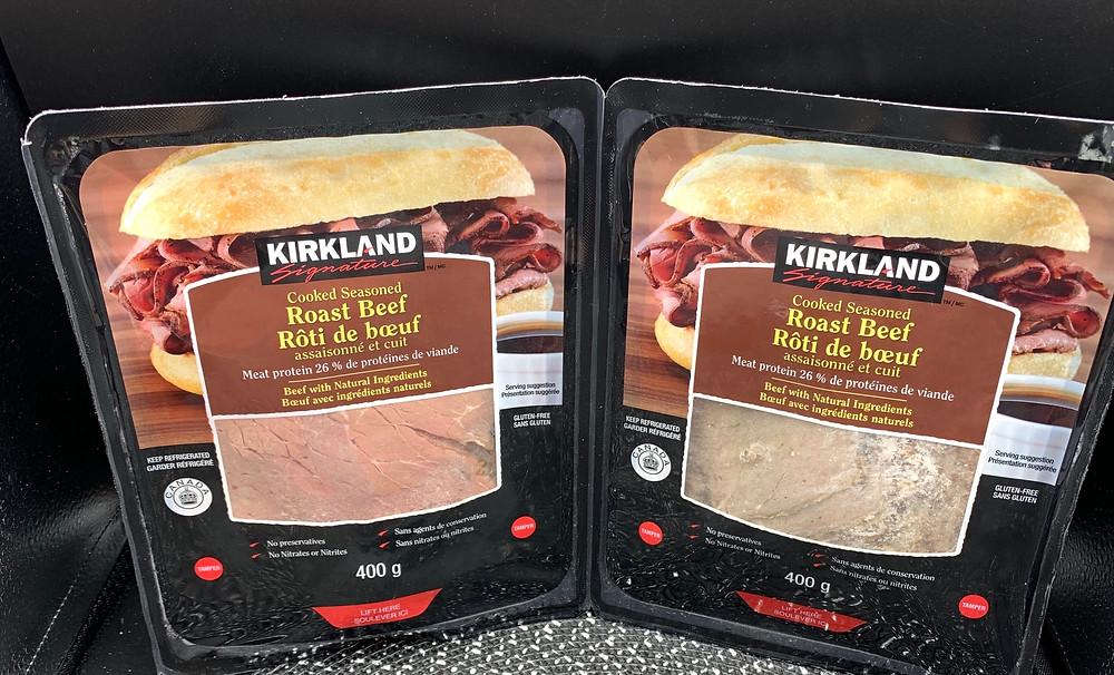 Costco Kirkland Signature Cooked Seasoned Roast Beef