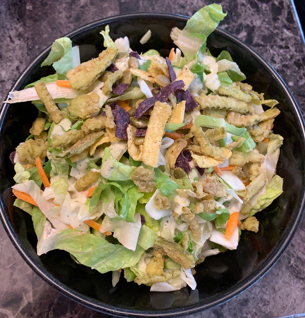 Costco Fresh Gourmet Crispy Jalapenos On Costco Taylor Farms Baja Chopped Salad Kit