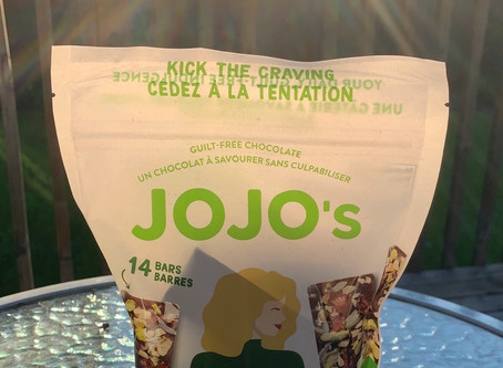 Costco Jojo's Guilt-Free Chocolate Review
