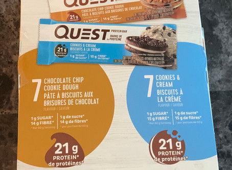 Costco Quest Protein Bars Review
