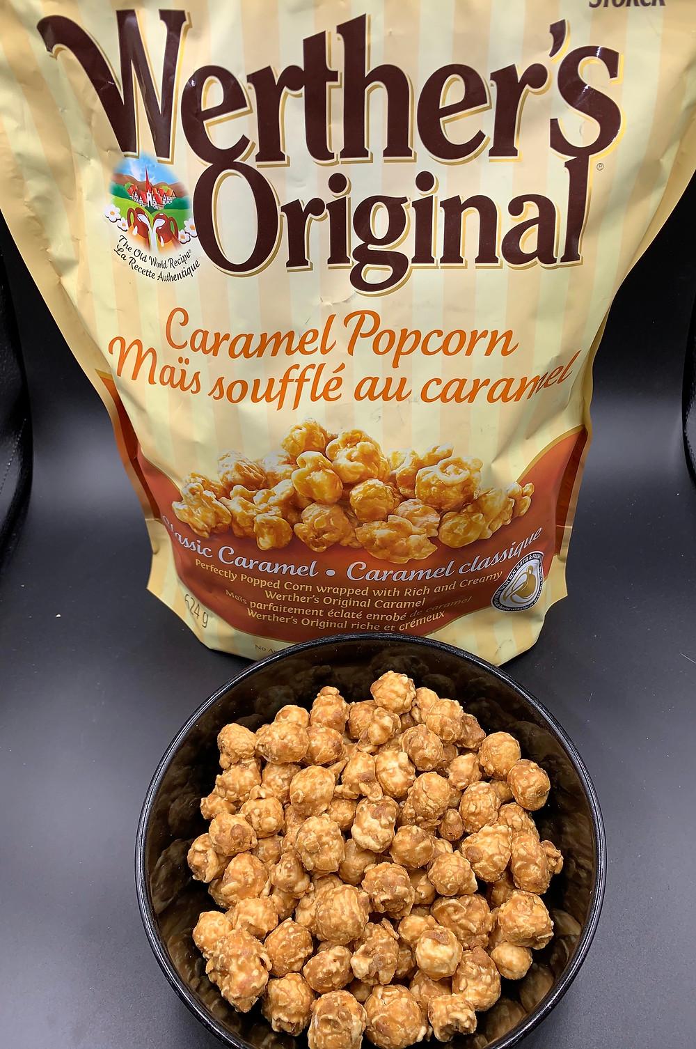Costco Werther's Original Caramel Popcorn