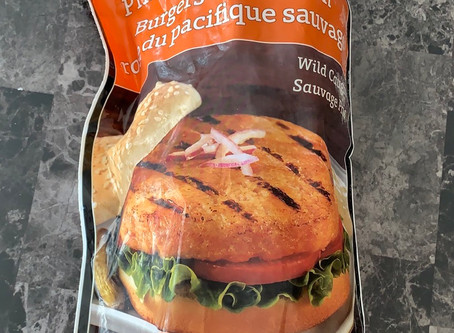 Costco Trident Wild Pacific Pink Salmon Burgers Review