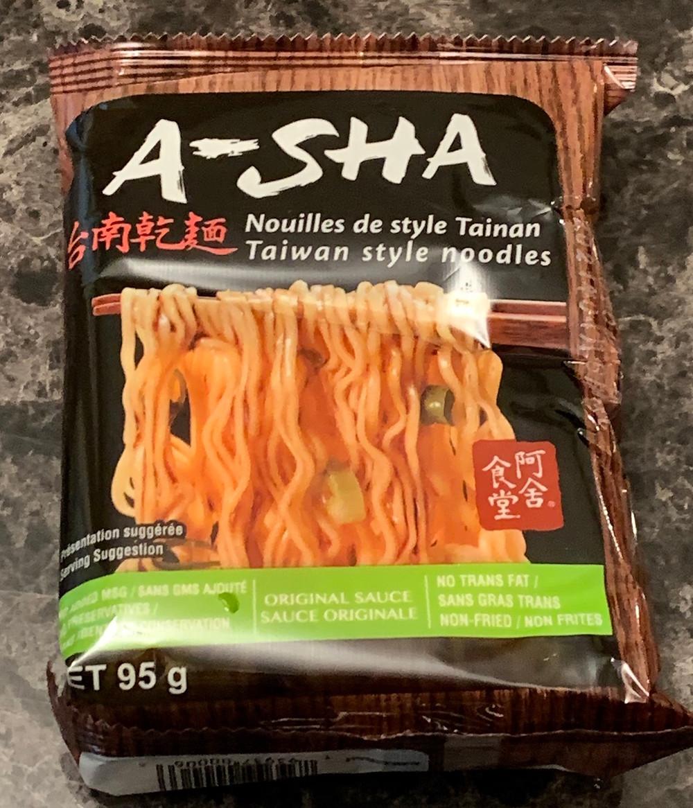 Costco A-Sha Ramen Dry Noodles