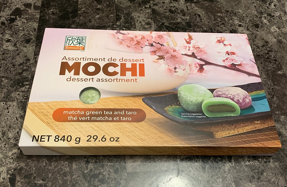 Costco Fomorsa Mochi Dessert Assortment