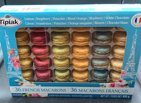 Costco Tipiak Limited Edition Spring French Macarons Review