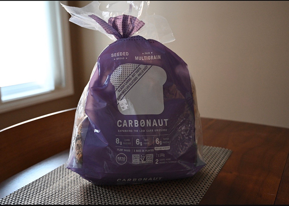 Costco Carbonaut Low Carb Keto Bread