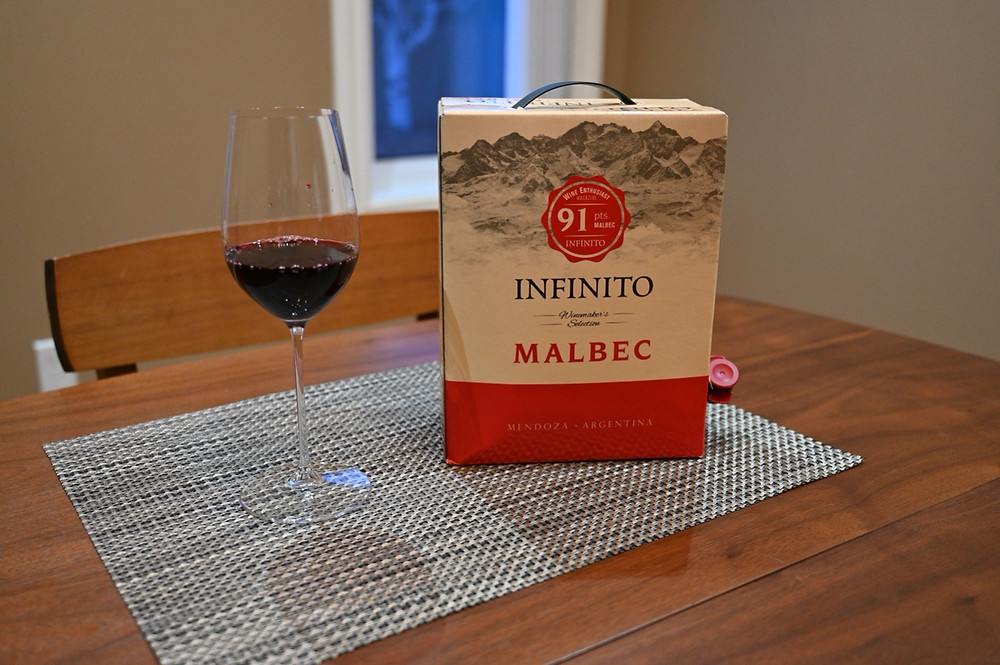 Costco Infinito Winemakers Selection Malbec