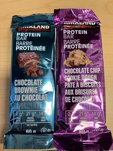 Costco Kirkland Signature Protein Bars Review