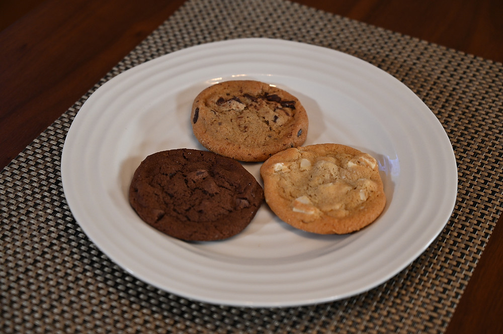 Costco Kirkland Signature Chocolate Lover's Cookie Pack