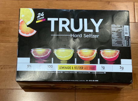 Costco Truly Hard Seltzer Review