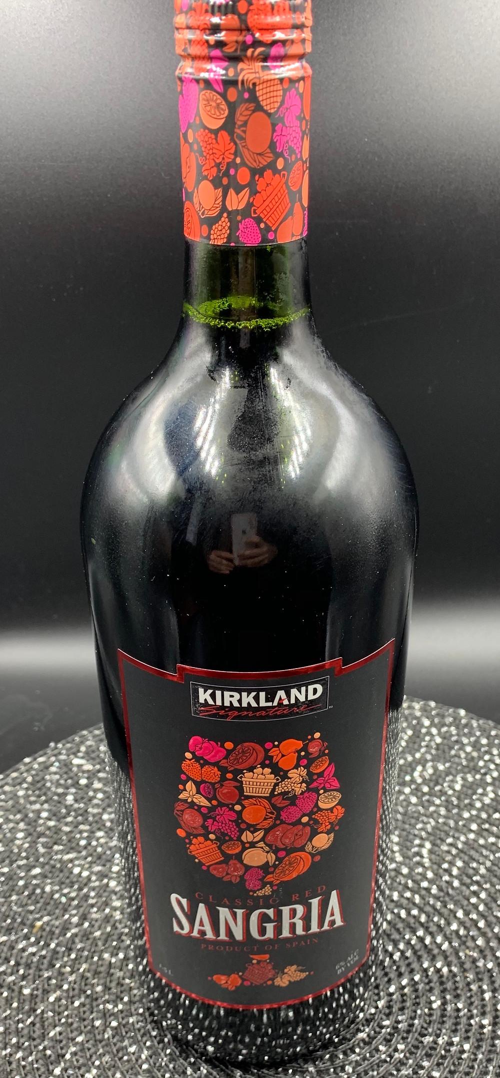 Costco Kirkland Signature Sangria
