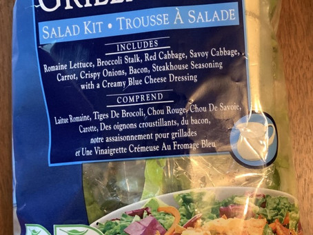 Costco Taylor Farms Steakhouse Salad Kit Review