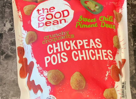 Costco the GOOD bean Sweet Chili Chickpeas Review