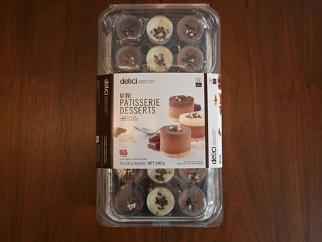 Costco Delici Mini Patisserie Desserts Review
