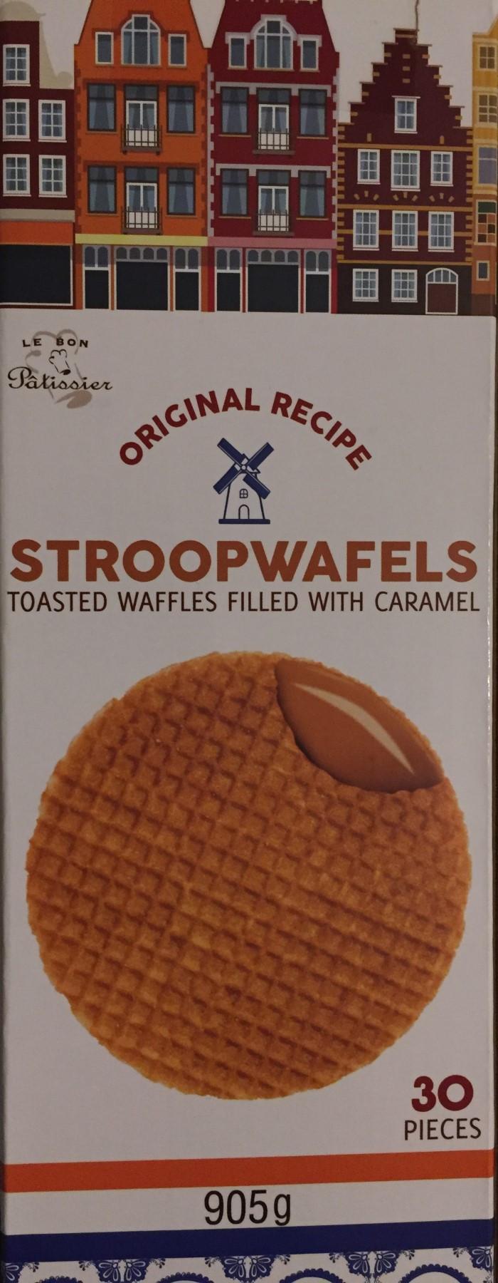 Costco Original Recipe StroopWafels