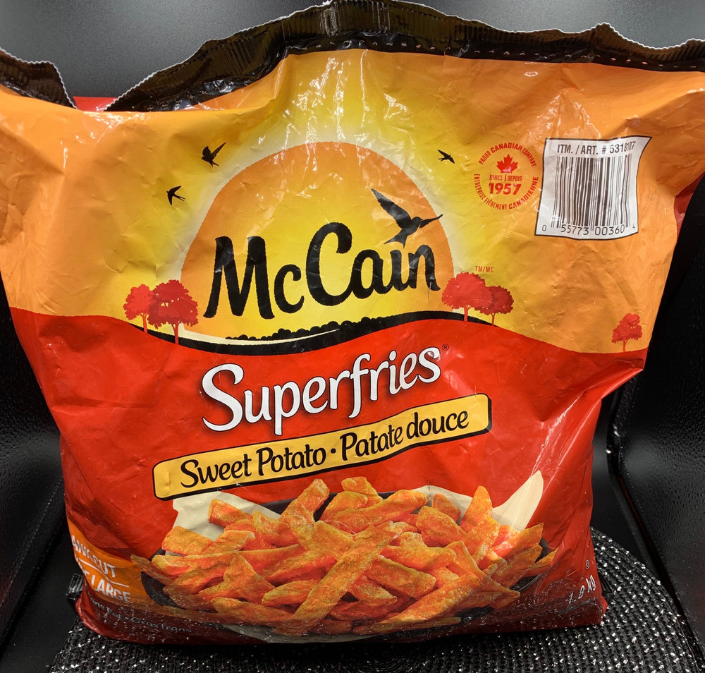 Costco Mccain Sweet Potato Superfries Review
