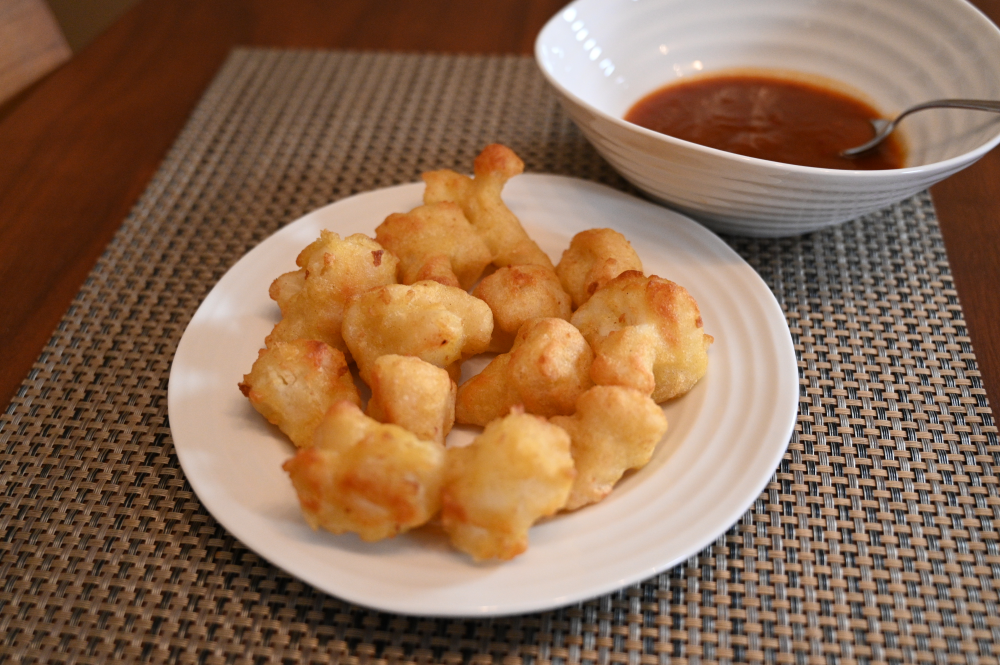 Costco Chef Jin's Kitchen Tempura Cauliflower