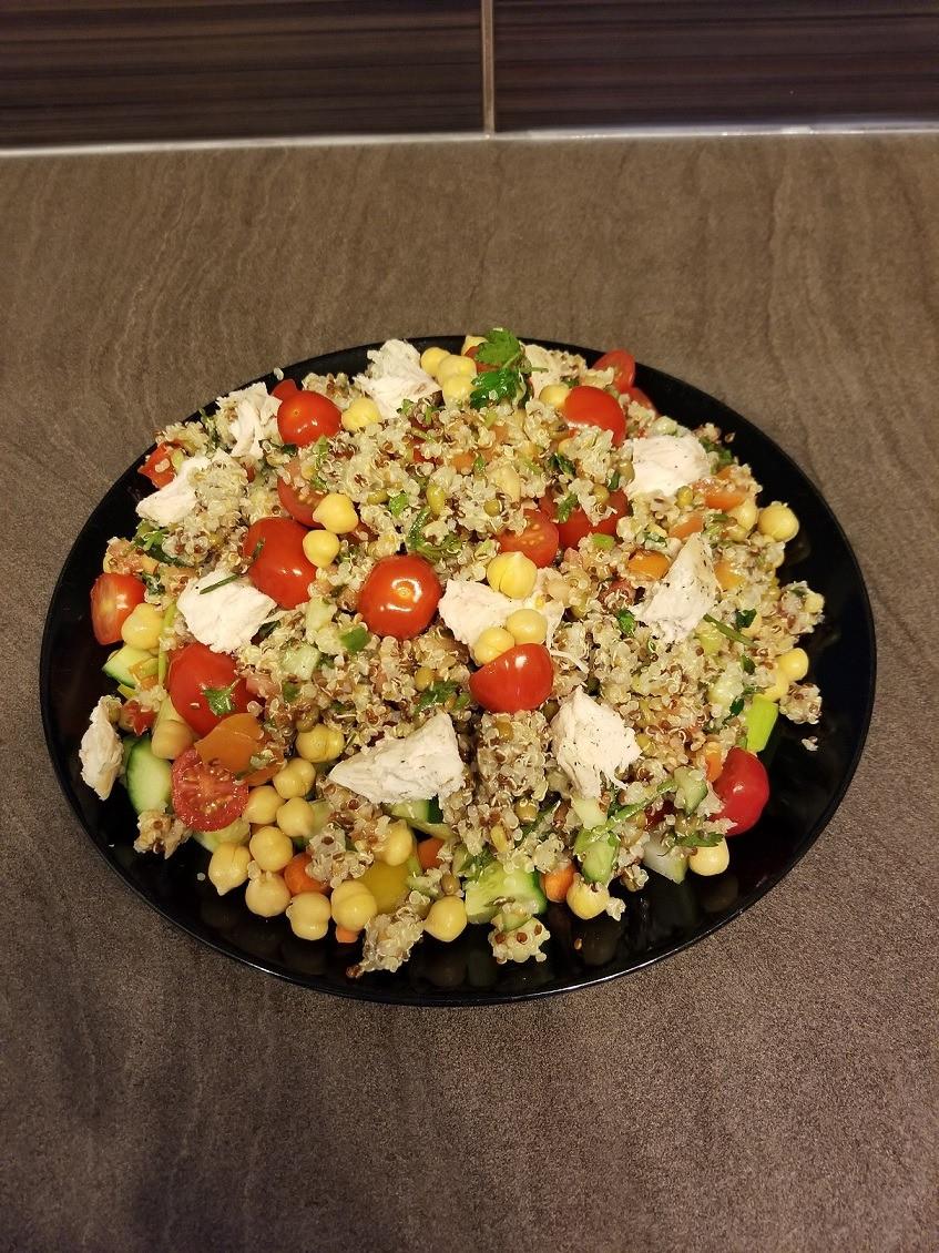 Costco Kirkland Quinoa Salad