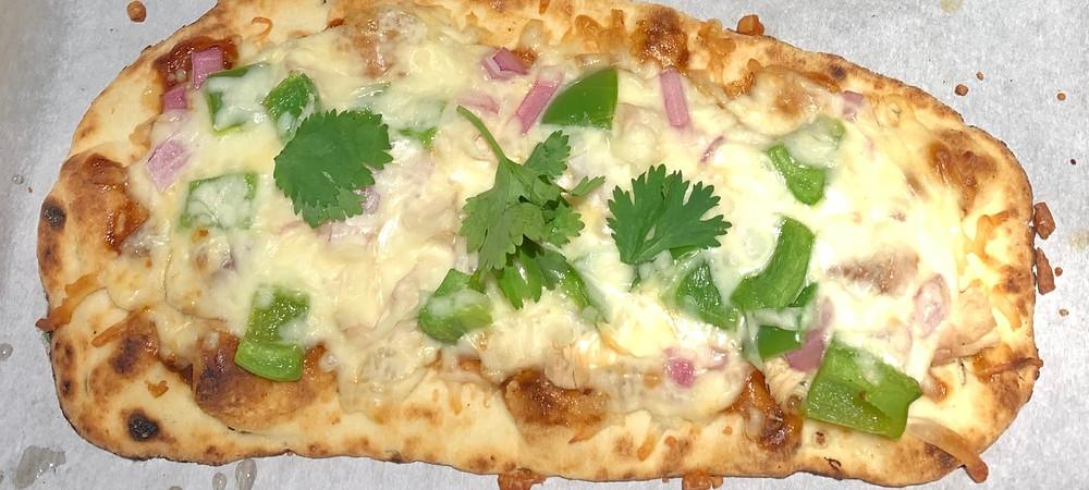 Costco Bakestone Brothers BBQ Chicken Flatbread Pizza Recipe