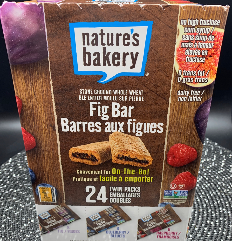 Costco Nature's Bakery Fig Bar Review