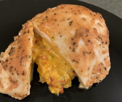 Costco Hampton House Stuffed Pepper Chicken Grillers