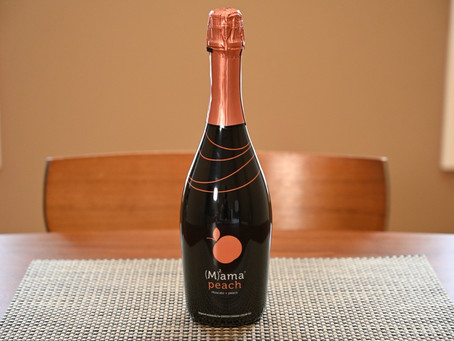 Costco Mama Peach Moscato Review