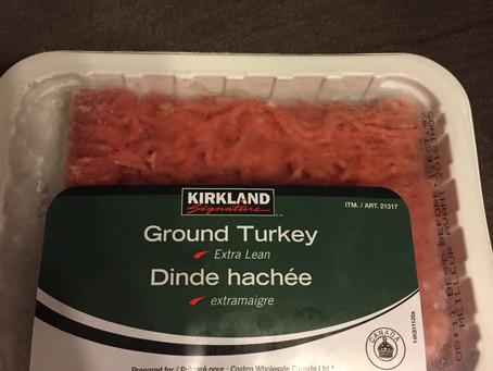 Costco Kirkland Signature Ground Turkey Review
