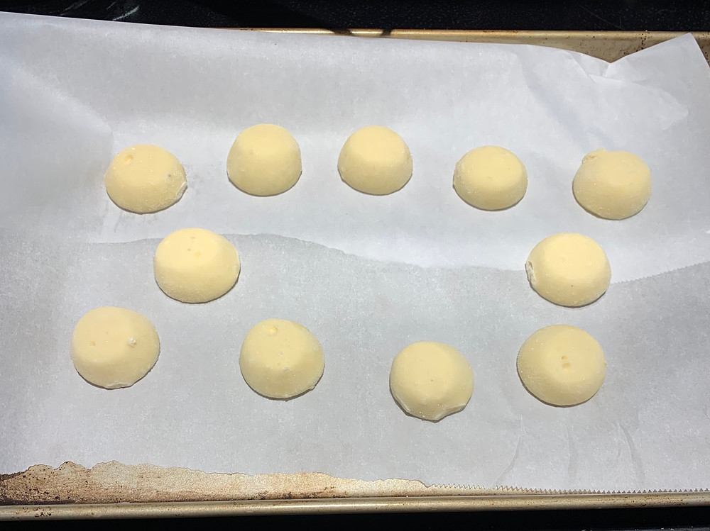 Costco Brazi Bites Before Baking