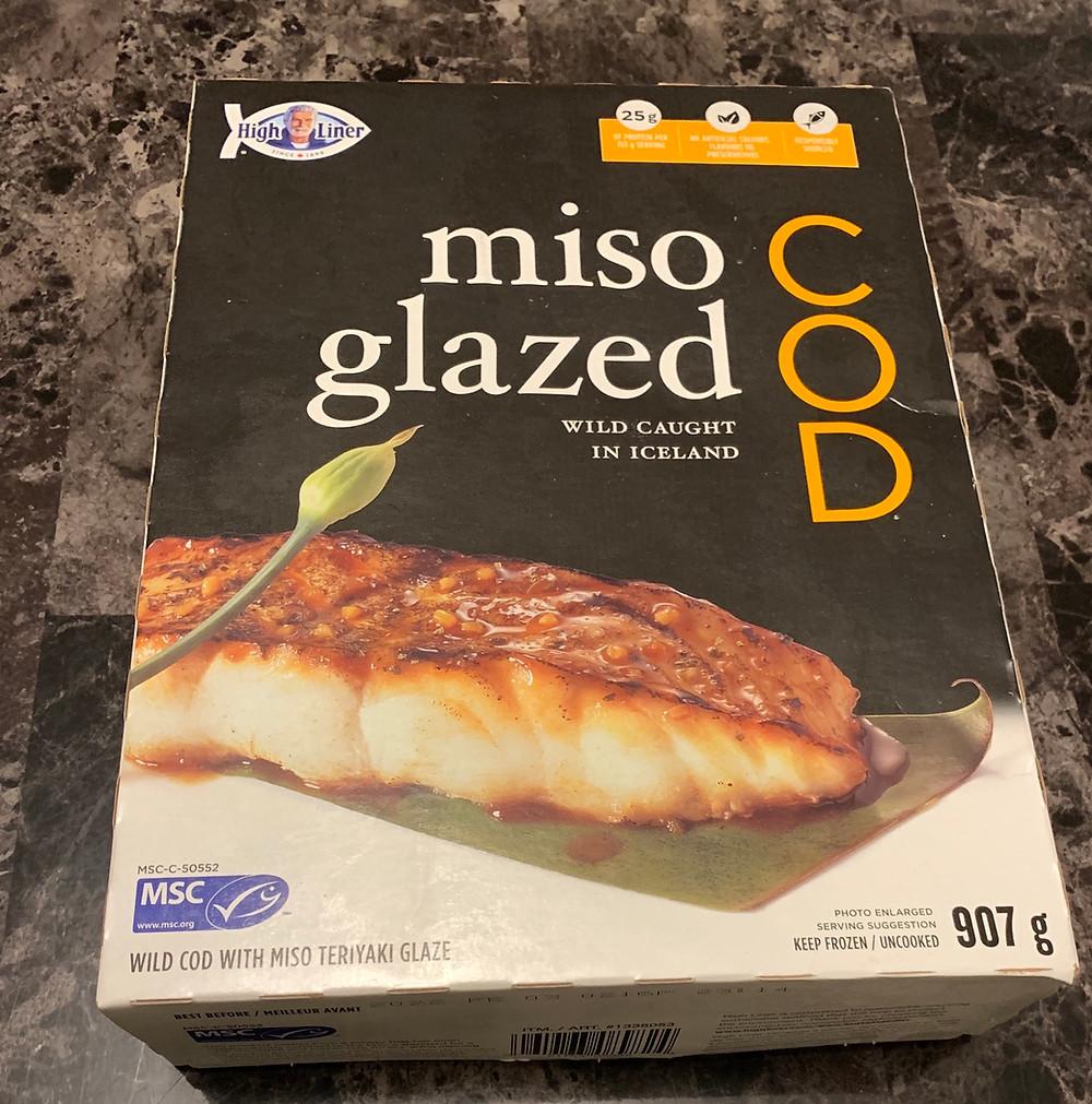 Costco High Liner Miso Glazed Cod