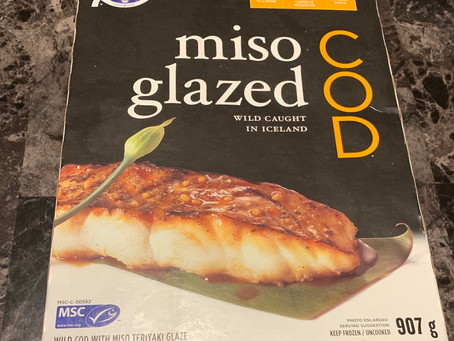Costco High Liner Miso Glazed Cod  Review