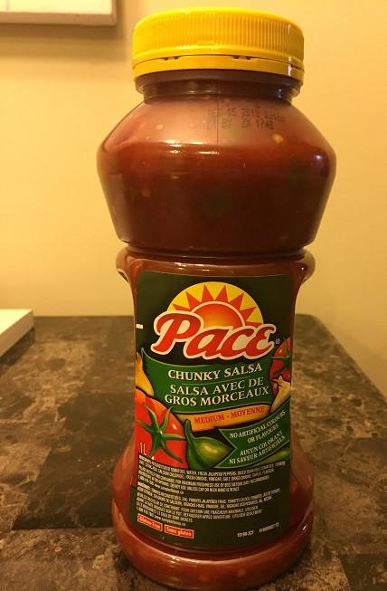 Costco Pace Chunky Medium Salsa