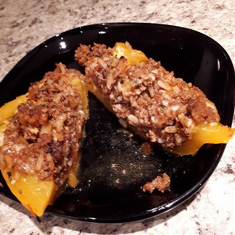Costco Kirkland Signature Stuffed Peppers