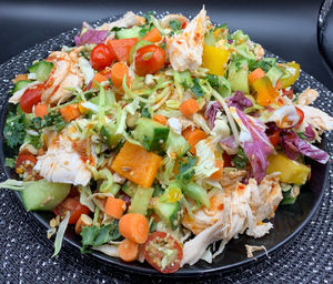 Recipe for Enhanced Costco Taylor Farms Thai Style Chili