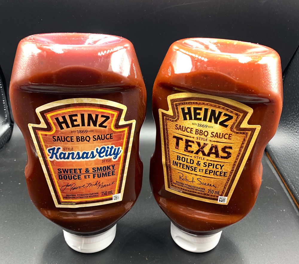Costco Heinz Pitmaster Collection Barbecue Sauce