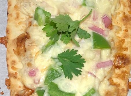Costco Bakestone Brothers BBQ Chicken Flatbread Pizza Recipe!