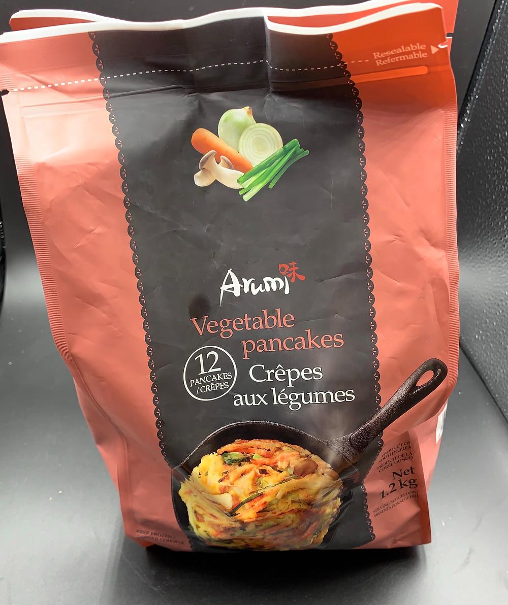 Costco Arumi Vegetable Pancakes