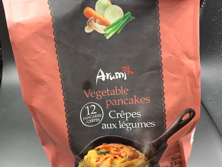 Costco Arumi Vegetable Pancakes Review