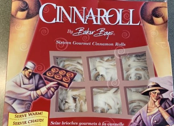 Costco Bakerboys Cinnaroll