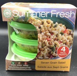 Summer Fresh Seven Grain Salad from Costco