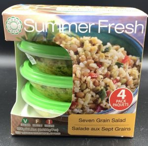 Summer Fresh Seven Grain Salad from Costco Review