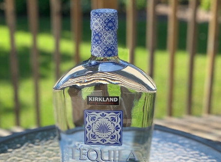 Costco Kirkland Signature Silver Tequila Review