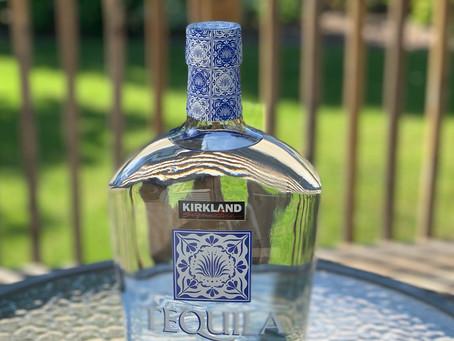Costco Kirkland Signature Silver Tequila Review