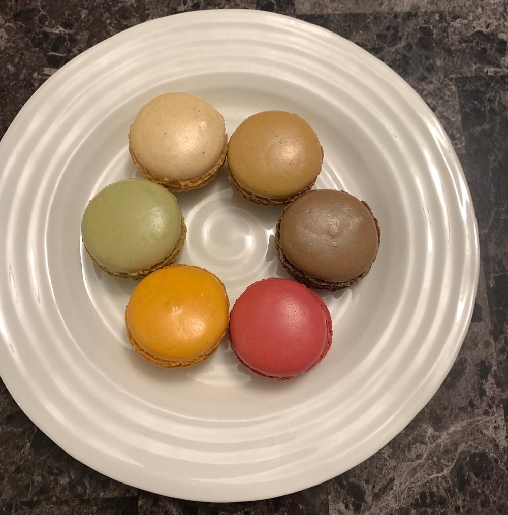 Costco Tipiak French Macarons