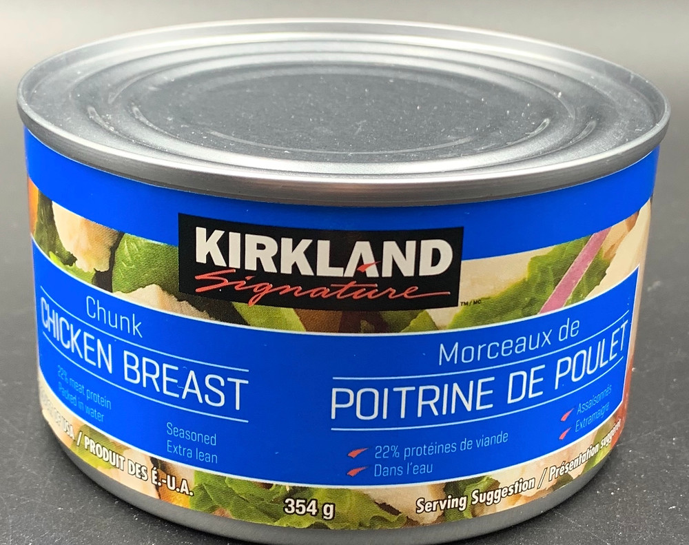 Costco Kirkland Signature Chunk Chicken Breast